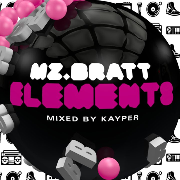 Mz Bratt - Element Mixtape (Mixed by DJ Kayper)