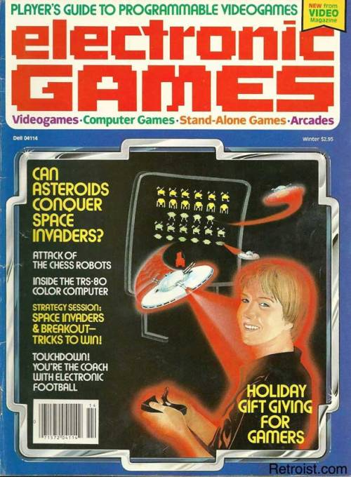 Can Asteroids conquer Space Invaders?(via Electronic Games Magazine Changed My Life | The Retroist)