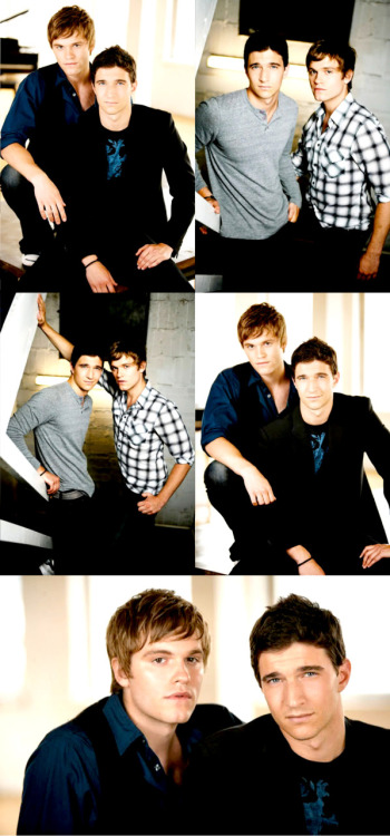 Luke and Noah photo-shoot, my favorite.