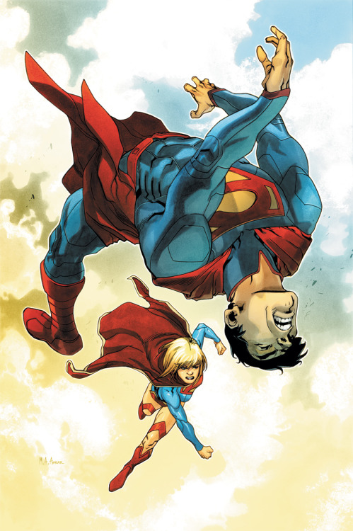 Supergirl #2 Written by MICHAEL GREEN and MIKE JOHNSONArt by MAHMUD ASRAR and DAN GREENCover by MAHMUD ASRAR & DAVE McCAIGOn sale OCTOBER 19