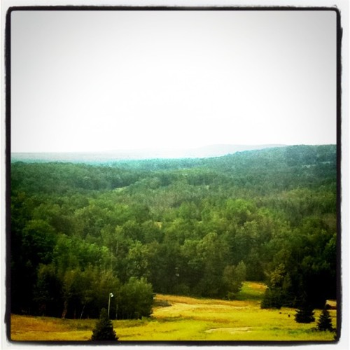 beautiful view  (Taken with Instagram at Otsego Club and Resort)