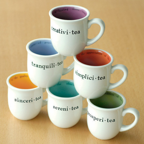 dotielicious:  do you enjoy tea?  maybe you should :)