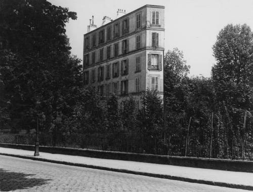 Bill Brandt, Maison à Neuilly, Paris, June, 1937