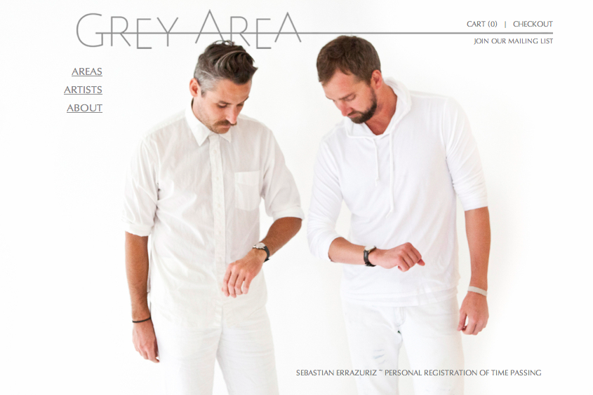 NEW HOMEPAGE WITH OUR LOVELY MODELS MESHAKAI WOLF AND MATT SPANGLER