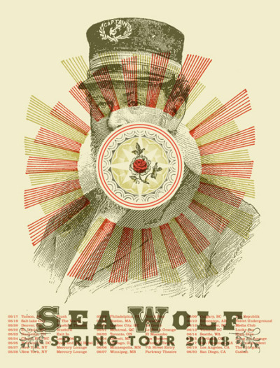 wolf of the sea