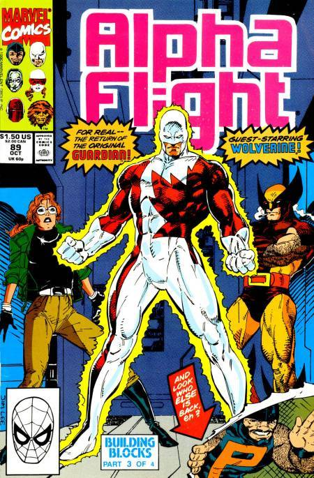Alpha Flight #89