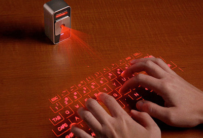 Cool! oliphillips:  Laser Keyboard