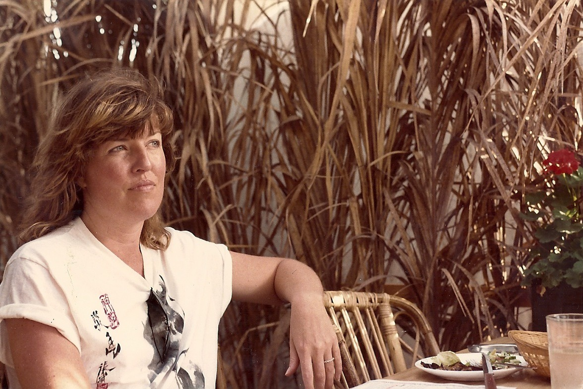 my mother had an effortless style and grace about her. she was a lover of life and a bold adventurer. she instilled in me an appreciation for art and culture that has shaped and guided my life. and she loved to dance. i love and miss her greatly —Submitted by Perry Shimon