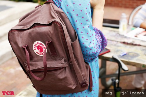 "Fjällräven's Kånken I'll be honest, I've never heard anybody say the name Fjällräven. So I'm not sure how to pronounce it. In my head, I find myself pronouncing it something like ""fall raven"", but in a pseudo-Swedish accent. In any case, whether or not I, or you, or anyone else knows how to pronounce the name of this Swedish outdoor clothing company is irrelevant. What matters most is that you know they exist and that you're aware of the quality product they're putting out. As I've stated, Fjällräven is a Swedish outdoor clothing company based in Örnsköldsvik, Sweden. They are in many ways the Swedish equivalent of a Patagonia or North Face. And while I don't actually own any items from either of those two previously mentioned brands, I do plan to own something from Fjällräven, hopefully sooner than later. The item I'm specifically referring to is none other than the Kånken, the backpack of choice for Swedish schoolchildren everywhere for the last 30 years. First released in 1978, Fjällräven's Kånken was originally marketed as an alternative book bag for Swedish school kids because it centered its weight evenly along the spine and allowed the free use of both hands. Humorously, it was also seen as a symbol of liberal political views and was sometimes referred to as the ""Communist Hunchback"" by detractors stuck on the old messenger bags of their youth. But Ake Nordin, Fjällräven's founder, stuck with it. He sold 30,000 Kånkens in his second year of production, and the rest is history.  Now the original Kånken is still sold by Fjällräven, and the design hasn't changed much, if at all. It's now available in 15 or so colors, but be warned. The dimensions are a bit small. 15 x 10.6 x 5.1 inches means you won't be able to fit a laptop in there. But fear not! For Fjällräven is a company of innovation. And while personal computers were a novelty in 1978, Fjällräven is aware that they're the norm now. That's why Fjällräven has created the Kånken 15"", which should be large enough to fit all of your wildest computer dreams. You'll have to pocket out a little more change to get the 15"" though, and it's only available in 4 colors. But I think it's a worthy investment. In true outdoor clothing company fashion, the Kånken is built to withstand the toughest weather conditions. Fjällräven has lots of other backpacks too. After all, it was the backpack they did first. And it's probably still what they do best.  The Summer Dress Now allow me to digress a bit. Entertain my thoughts here. I want to spend just a little time talking about the summer dress. Often times you hear people complain that summer makes it impossible to remain fashionable. ""The heat is unbearable and I don't know what to wear!"" The solution? Summer dress. Summer dress. Every lady should have at least two or three in her closet.  You know why a summer dress is so great? Because they're almost always made out of lightweight fabrics built to be worn in the heat. On top of that, it's relatively little fabric. They're simple and free-flowing. They're airy, so it'll help keep you cool. Plus, there are few things more elegant than a long flowing dress.  from all the pretty birds  My stylish friend Ada got this one from a vintage store. While you can definitely find quality summer dresses through retail brands, I feel like a vintage or thrift store would be your best bet. Plus it'd increase your chances of owning a one-of-a-kind piece.  Peace kids. Enjoy what's left of your summer…and do it in a summer dress (…girls only)."