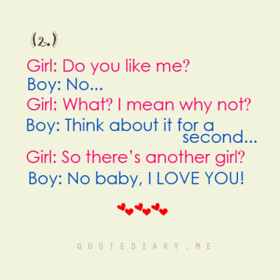 Boy & Girl Conversation (2)