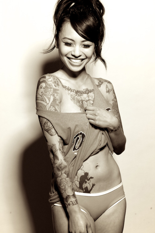 Levy Tran by photographer John Agcaoili