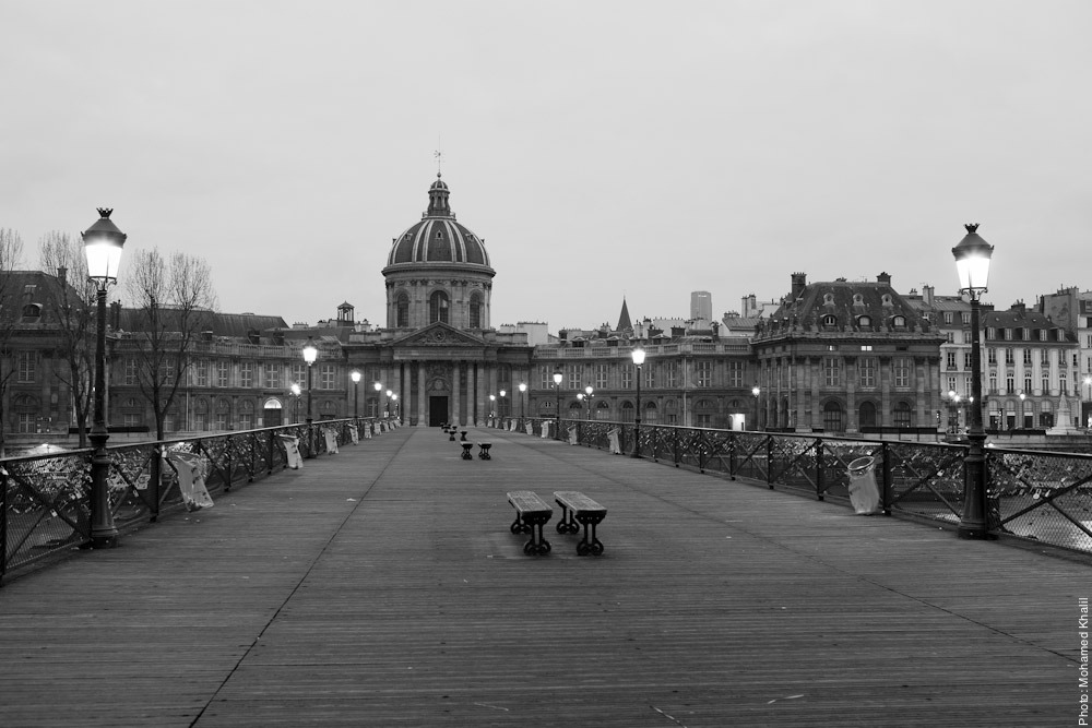 Pont des arts        website I twitter I facebook