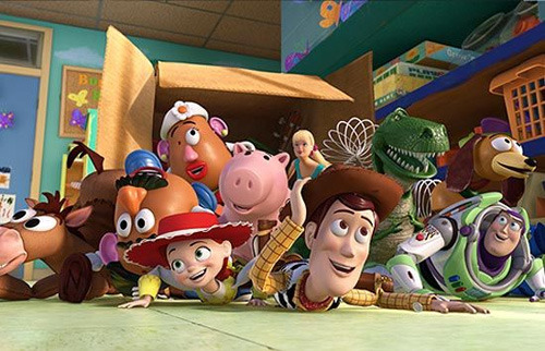 "John Lasseter responds to Toy Story 4 rumours After Tom Hanks' suggestion that they're already ""working on it"", Pixar head John Lasseter has been grilled by the normally reserved hosts of the BBC's Breakfast show about a  fourth instalment of Toy Story.""We haven't announced anything, so I can't really talk about it"" was his official-ish response after agreeing that he found Hanks' gaffe ""interesting"".The shuffling, raised eyebrows and awkward humming are certain to get rumour-mongers thinking that an official announcement could be imminent."