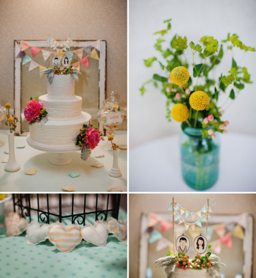 definitely plan on having a DIY vintage wedding via hipsterbride:  (via Handmade Michigan Wedding: BreeAnn Nik | Green Wedding Shoes Wedding Blog | Wedding Trends for Stylish Creative Brides)