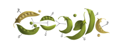 Happy Birthday Gregor Mendel!I always enjoyed your work with pea-pods.