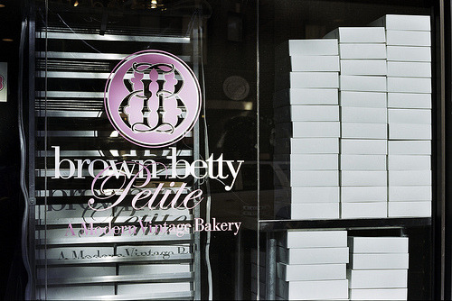 Analog Philadelphia: Brown Betty Bakery