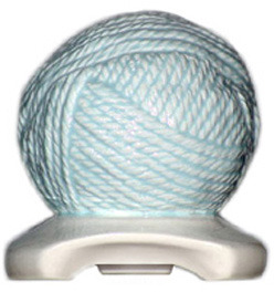 (via Yarn Ball ~ Blue Cat Urn) Crazy pet urns at tumblr dot com
