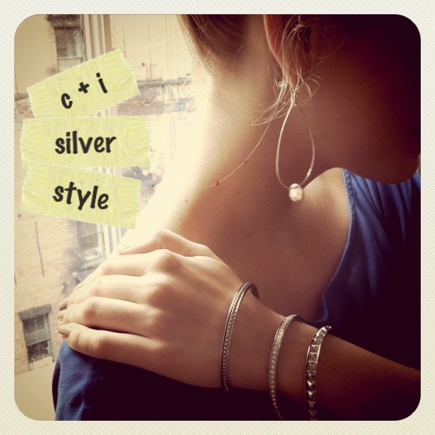 silver style in the city