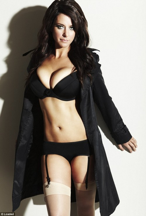 This is Belinda Stewart-Wilson, known to English Channel 4 viewers as Will's fit mum in Inbetweeners.