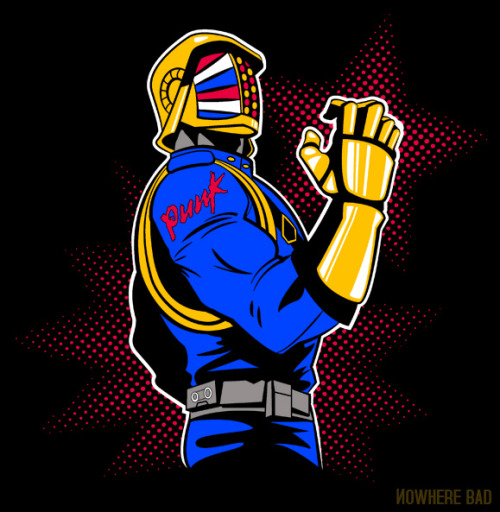 T-shirt of the day: Cobra Commander's got Da Funk Hi There!We have a new shirt on sale From midnight tonight (Monday). Cobra Punk by Matt Parsons will be for sale for five days. Even Cobra Commander gets his da'funk on one more time… can you blame him.It will be at http://www.nowherebad.comAs always we appreciate any promotional support, posts tweets and flags you can fly for us. If you'd like to see a shirt just let us know.  Big thanks from us all here.Tim.