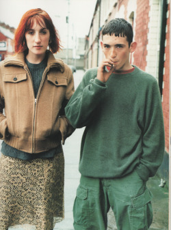 hnnhmcgrth:  Perry Ogden, Street Clothing, 1996