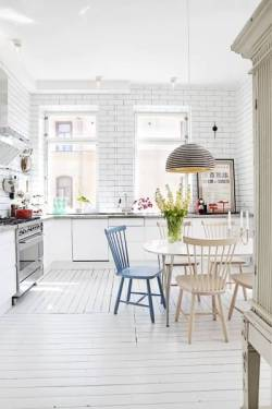A home in Stockholm, Sweden. Photo by Pernilla Hed for Sköna Hem.