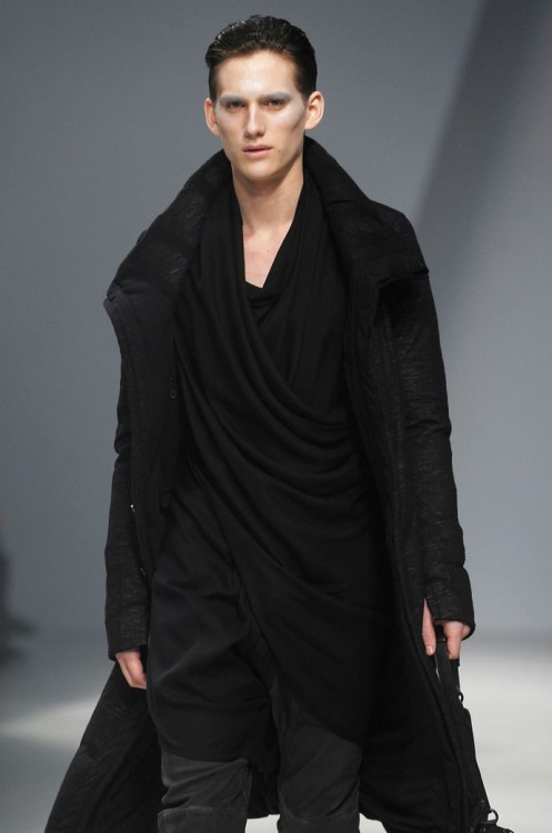 nothings:  Julius Fall/Winter 2011