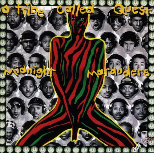 #ClassicAlbumCovers A Tribe Called Quest - Midnight Marauders