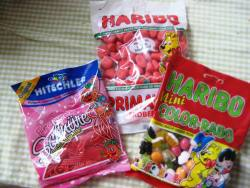 more candies!!!