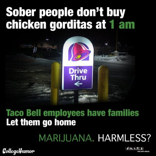 Honest Anti-Marijuana PSAs