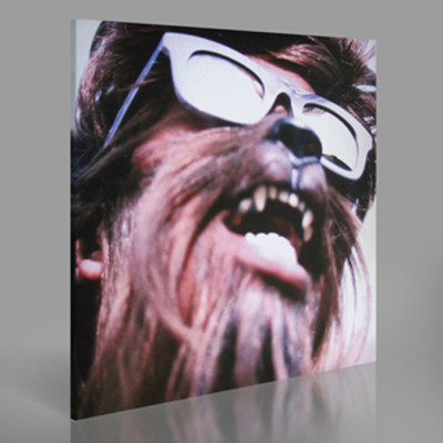 "Record Designs I'm Digging - London's Funkineven Chewbacca Inspired 12"" cover for Roland's Jam on Floating Points and Alex Nut's Eglo label."
