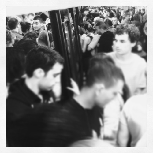 #lemetro (Taken with instagram)
