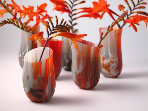 Amanda Simmons: Mini drop vessels