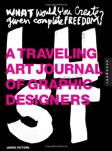 Lust: A Traveling Art Journal of Graphic Designers  James Victore  What would you do or make if you had an unlimited budget, a visionary client, and complete control? We all dream of high-paying, high-profile jobs and crave for more creativity in our work. Lust is a peek into what is possible when designers are allowed to pursue them.  Lust is a documentary of unrealized projects and a traveling report of creativity from around the world; a handmade sketchbook zig-zagging across six continents, gathering steam and collecting documents. In it are designers, dreams, and a peek into their processes.