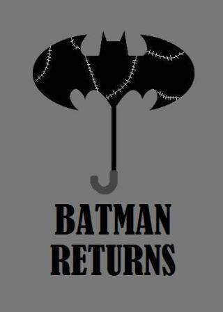 Films in Paint: Batman Returns