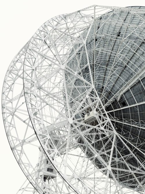 Jodrell Bank for Eureka, by Greg White (via, via)