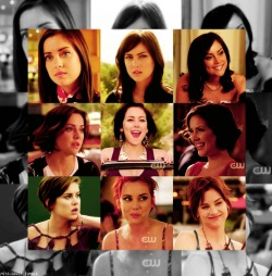 "9O21O Principal Characters- Jessica Stroup as Erin Silver (1-3)""You're a liar. You're a pathological liar."""
