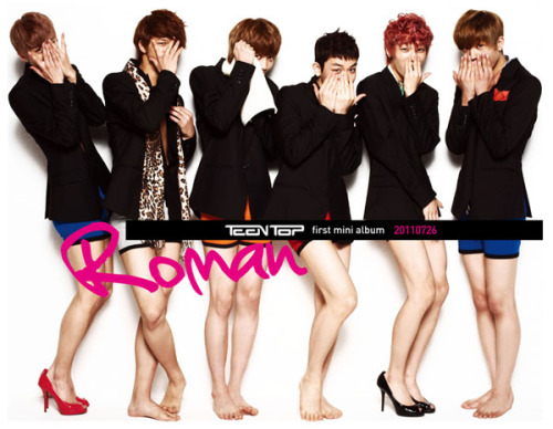 Second teaser picture….. This one now has heels…. LOL I love Teen Top…but this is a little weird. Oh well, CHUNJI<3 *Follow me for more updates, pics, teaser vids, MV, etc………* Ppyong!^^