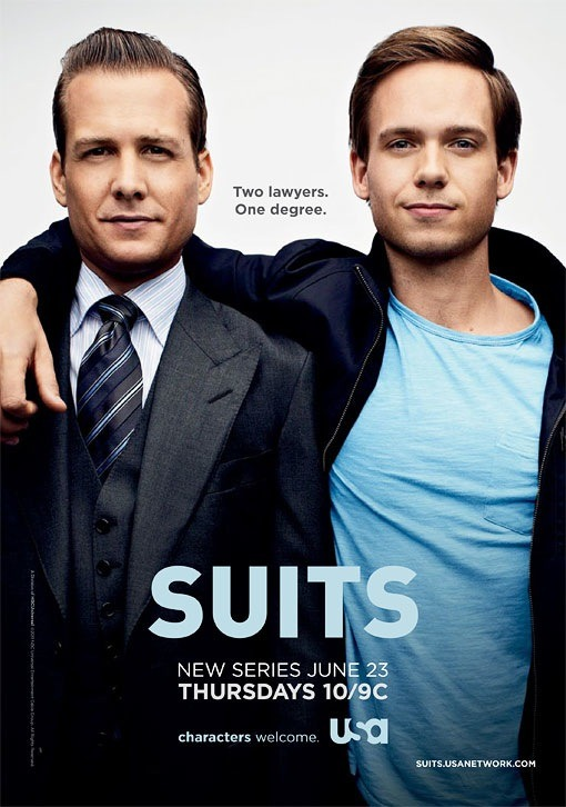 Edward's TV-Suits
