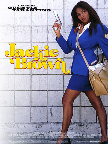 dialmforberlin:  Jackie Brown Poster Art