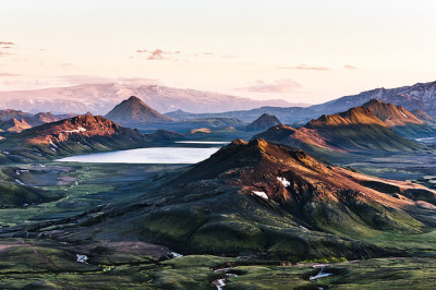 Álftavatn by KristjánFreyr on Flickr.