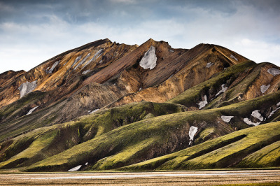 Landmannalaugar by KristjánFreyr on Flickr.