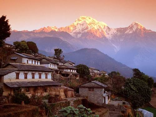 I'm off to Nepal in 12 days! Whoo hoo!