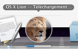 littlebigdetails:  Mac App Store - While downloading a new app, the icon transparency changes according to the progress of the download. /via Florent Gosselin