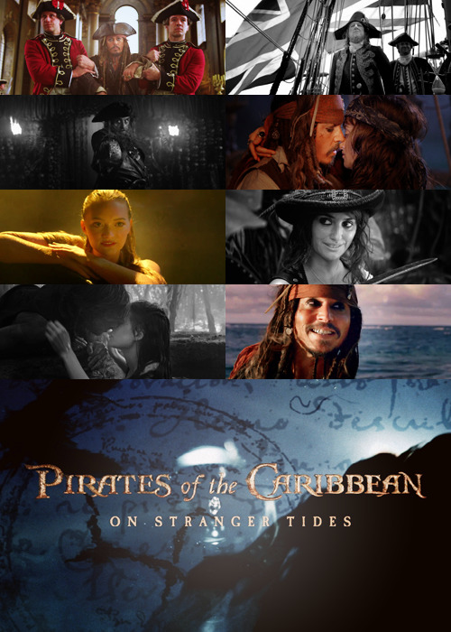 MY TOP 300 FAVOURITE MOVIES (in no particular order):  004 - Pirates of the Caribbean - On Stranger Tides
