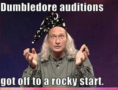 i wonder how good the series would be with ryan as dumbledore…..