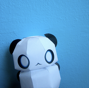 pixel-panda:  make your own PIXELPANDA! Here is the pattern