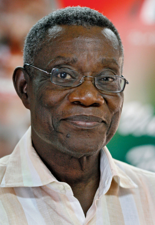 People Who Studied Abroad #161:John Atta Mills, president of Ghana  From: Ghana  Studied: Studied at the London School of Economics (United Kingdom) and the School of Oriental and African Studies (United Kingdom) before receiving his PhD in Law from SOAS.