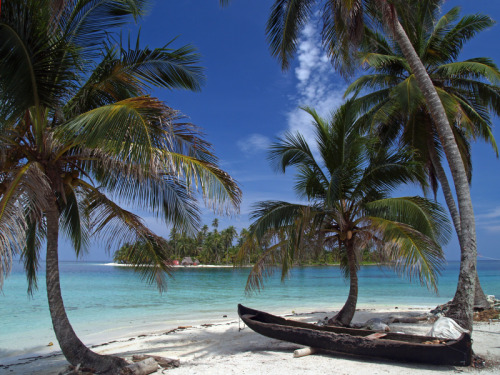 The San Blas Islands, Panama