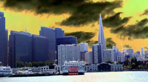 San Francisco, Polarized on a DroidX. Picture currently describes my state of mind.